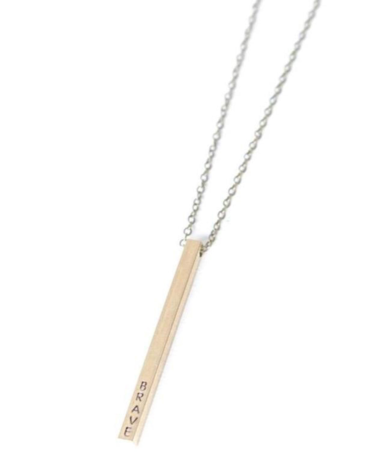 Brave Bar - Necklace