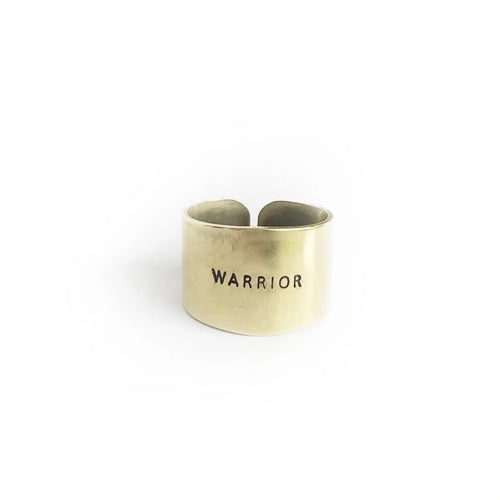 Warrior - Ring (Gold)