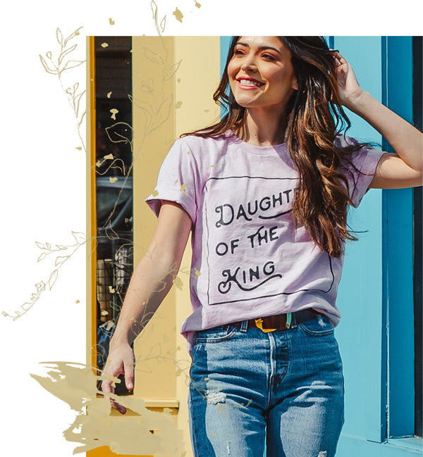 Trend-setters claire no shadow tee