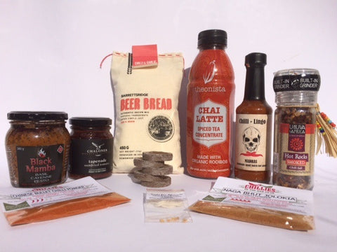 Gourmet Spicy Gift Box FREE SHIPPING