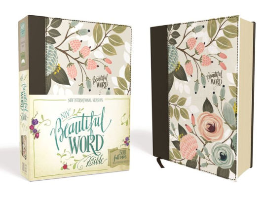 Beautiful Word Bible, NIV Hardcover
