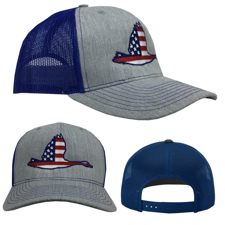 American Flag Goose Hat