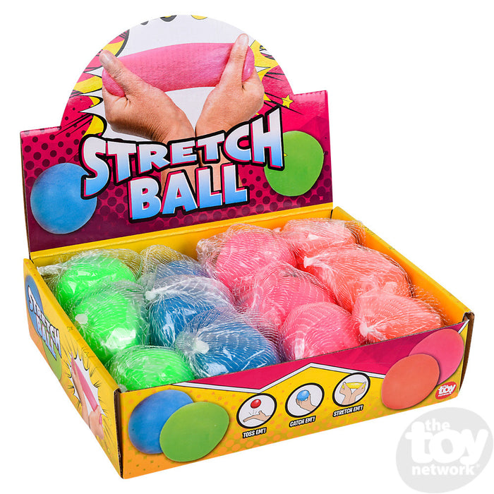 Stretch & Bounce Ball