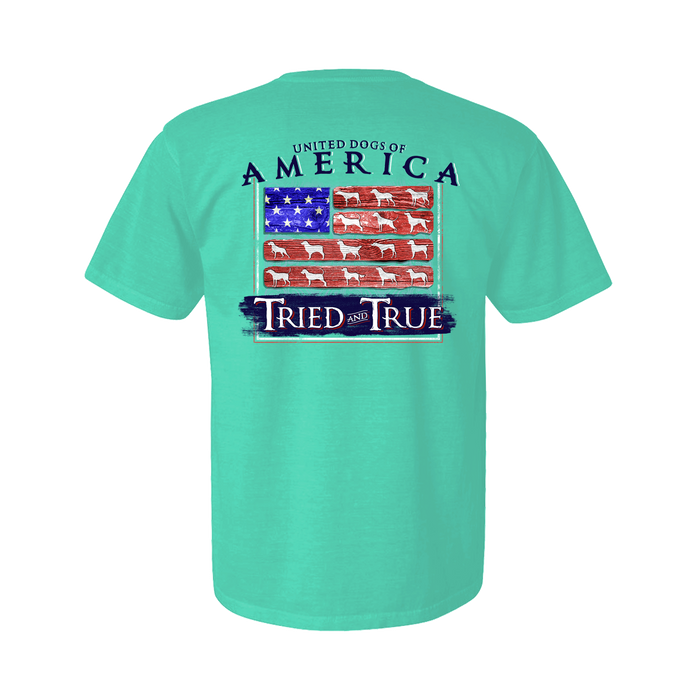 United Dogs of America Men's Tee