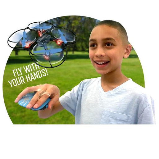 Remote Controlled Quadcopter Drone