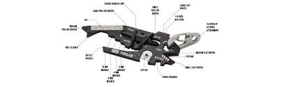 FishFace True Utility 18-in-1 Pocket Multi-Tool