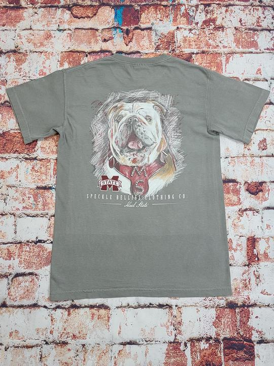 Watercolor Bully Men's Tee