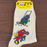 Vehicle Themed Fun Socks.  Adult sized for Men,  Women & Teens!  Unisex Socks