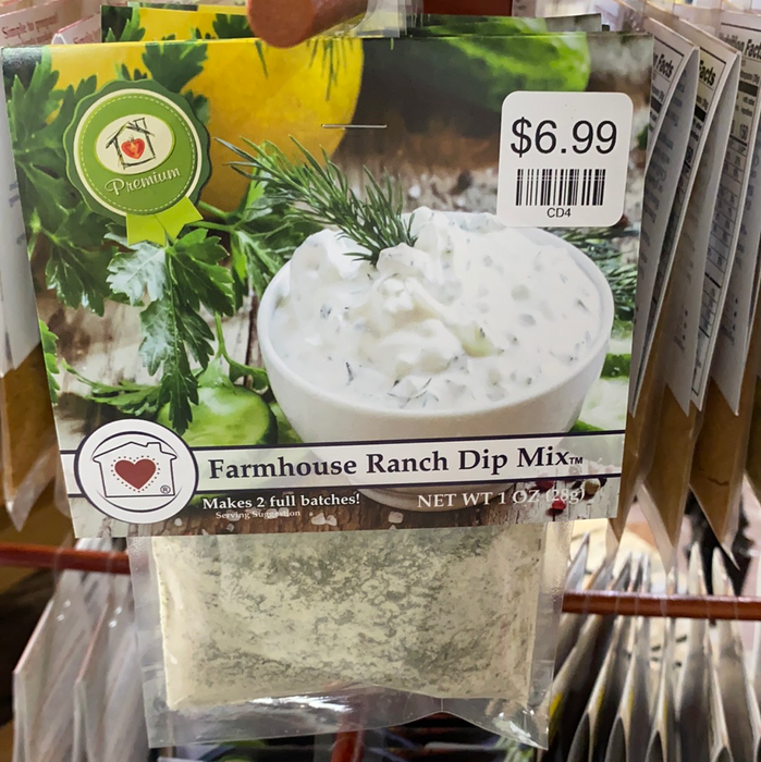 Country Home Creations (Dip Mixes)