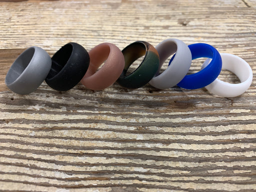 Rubber Wedding Bands
