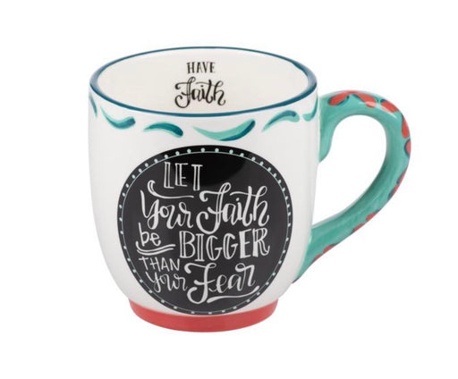 Have Faith Mug