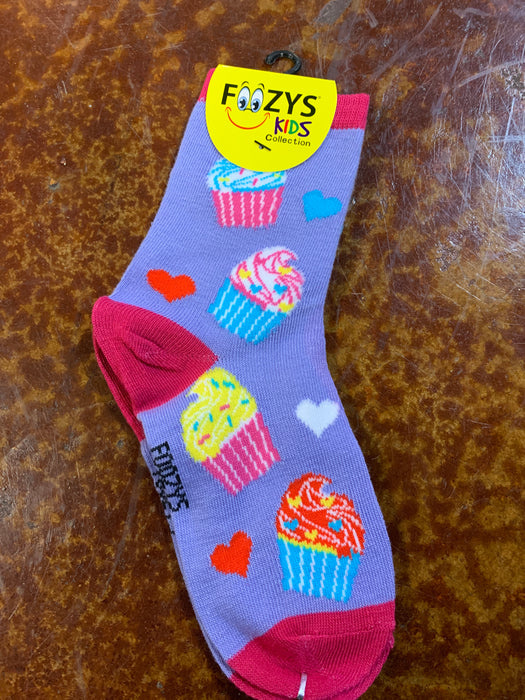 Kids Socks size 6-8.5.  5-10 years old.  CLEARANCE!