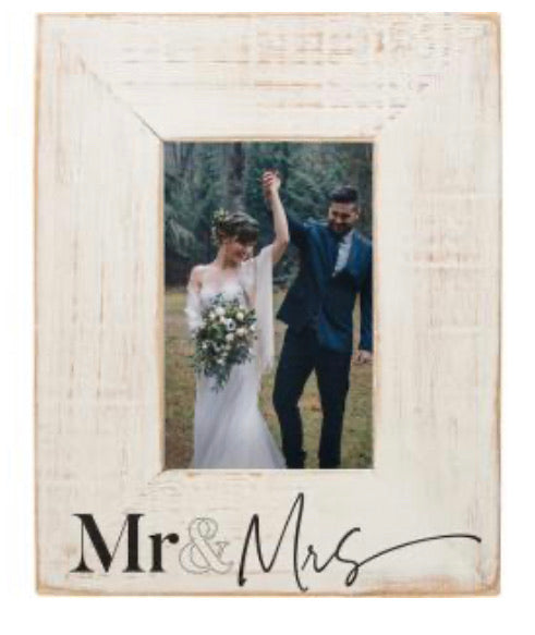 Wooden Picture Frames for All Occasions.  Holds 4x6 Pictures