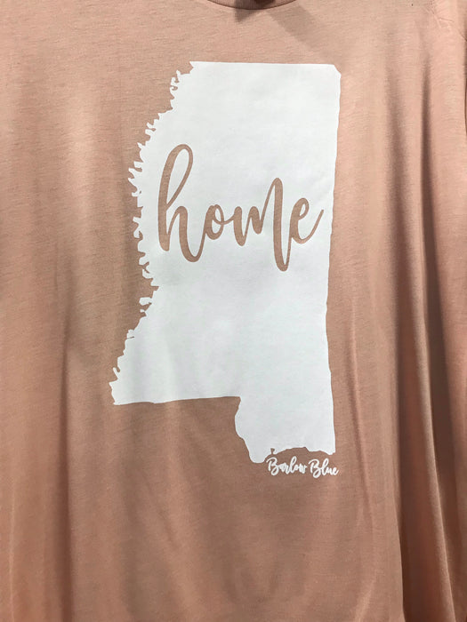 """MS Home"" Bella Canvas Tee"