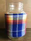Throwback To The Future Reversible Mason Jar Cozy
