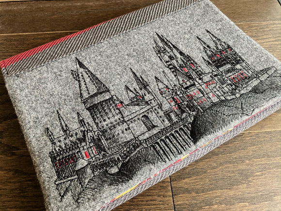 Honourable Houses Red Journal and Notebook Cover