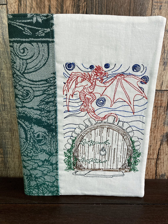 Dragons and Adventures LotR Journal and Notebook Cover