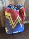 Vintage WW Lasso of Truth Drawstring Bag