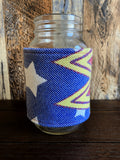 Vintage WW XL Reversible Jar and Mug Cozy