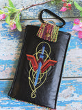 WW1984 Lasso of Truth Phone Pouch with Internal Card Pocket