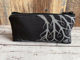 Ancients LotR Jacquard & PUL Lined Compact Zipper Bag