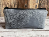 Dragon LotR Jacquard & PUL Lined Compact Zipper Bag