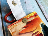 Surveyors Wanted Mars Phone Pouch with Internal Card Pocket