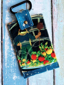Farmers Wanted Mars Phone Pouch with Internal Card Pocket
