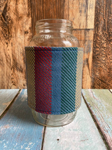 Stranger to Myself XL Reversible Jar and Mug Cozy