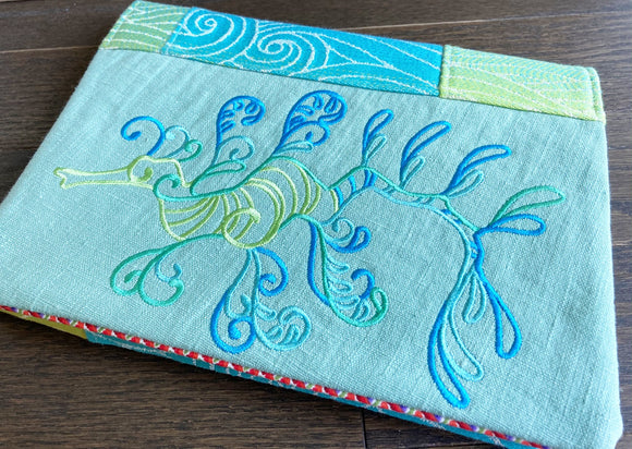 Leafy Sea Dragon Journal and Notebook Cover