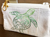 Sea Turtle Coin Purse