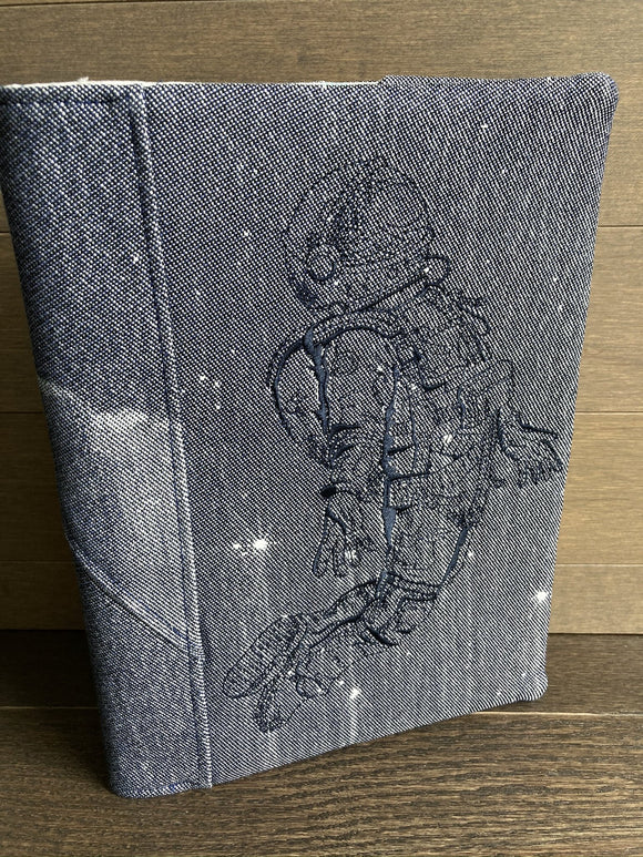 Cosmonaut Journal and Notebook Cover