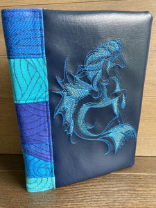 Hippocampus Journal and Notebook Cover