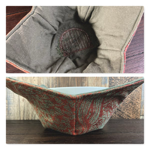 Hobbit Door LotR Bowl Cozy