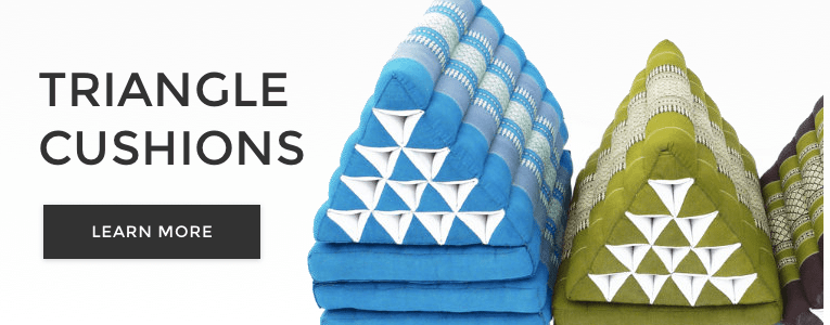 triangle cushions, mobile