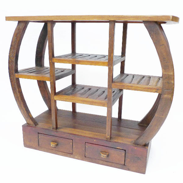 Wheel Shelf - Spirithouse - Thai Product Trade