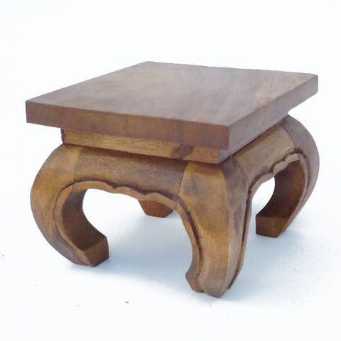 Oriental Stool Small - Spirithouse - Thai Product Trade