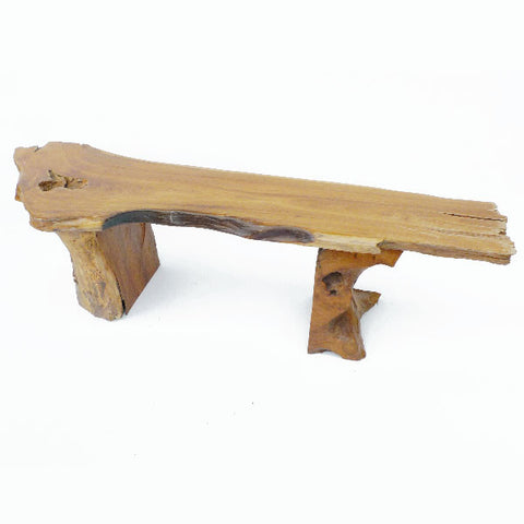 Teak Root Bench - Spirithouse - Thai Product Trade