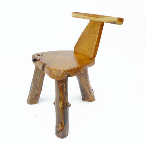 Teak Chair - Spirithouse - Thai Product Trade
