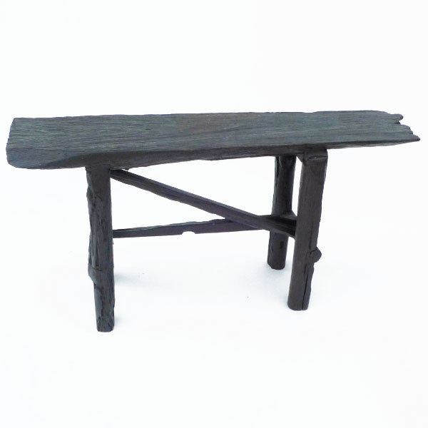 Dark Teak Bench - Spirithouse - Thai Product Trade