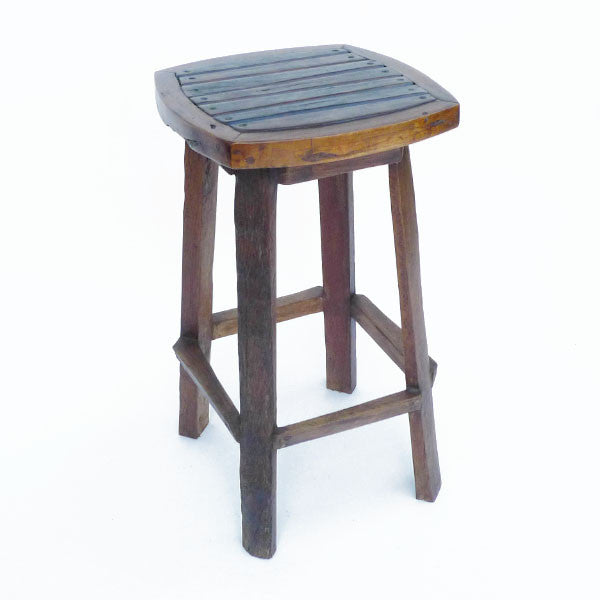 Teak Stool - Spirithouse - Thai Product Trade