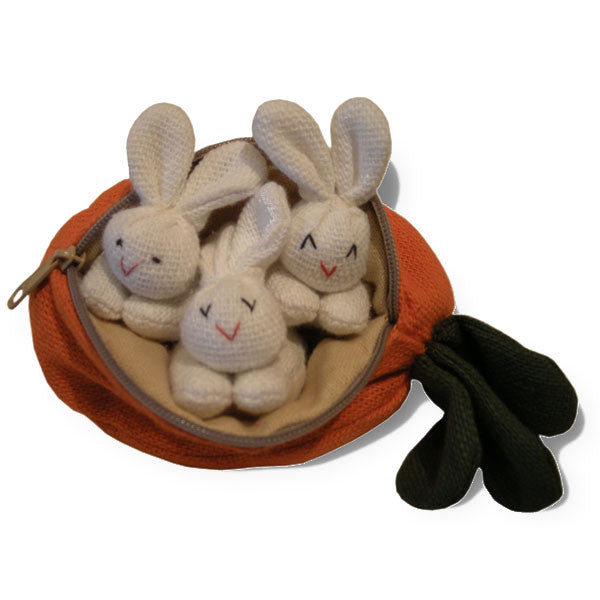 Three Rabbits in a Carrot - Spirithouse - Thai Product Trade