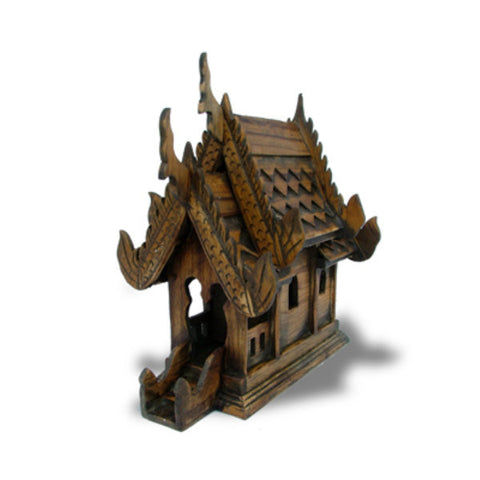 Spirit House Small is Beautiful