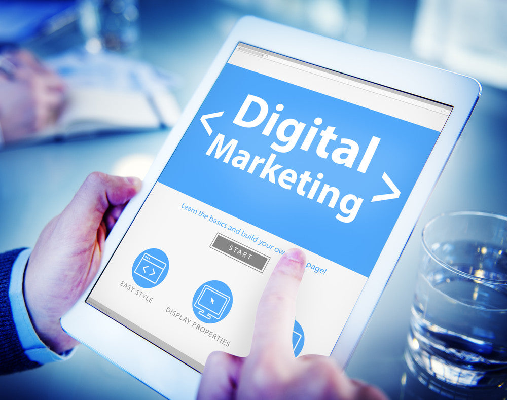 Key Digital Marketing Areas for Start-Ups and Small Business