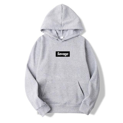 Cotton Long Sleeved Hoodies