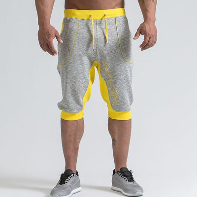 Cropped Fitness Sweatpants