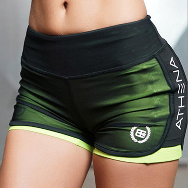 Breathable Hip Shorts