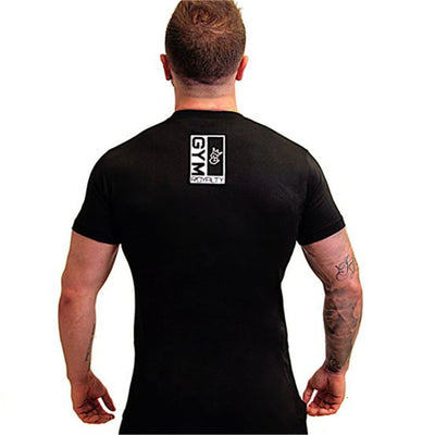 Slim Fit Leisure Tshirt