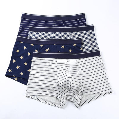 8pcs/lot Breathable Boxer