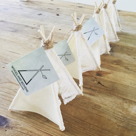 Mini Lace Teepee